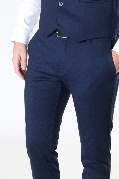 Jeff CoKlokt Pants Herringbone