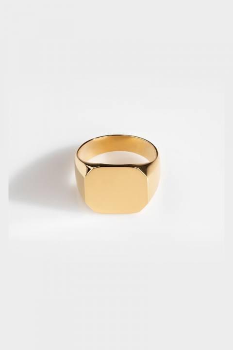 Northern Legacy Ring Classic SignatKloke Gold