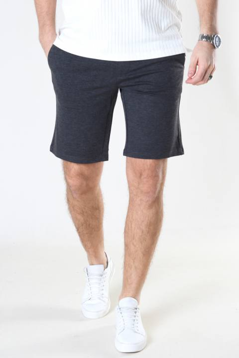 ONLY & SONS MARK SHORTS  Dark Grey Melange