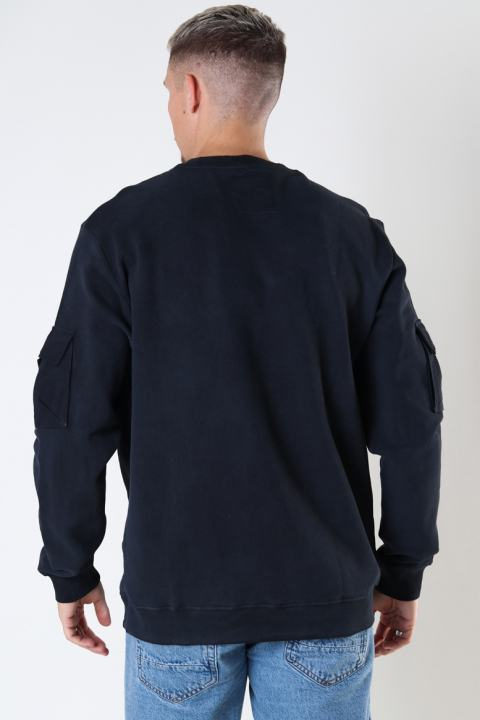 ONLY & SONS ONSNINO LIFE SWEAT NF 9096 Black