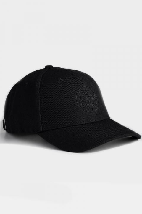 Northern Legacy Vegvisir Cap Black/Black