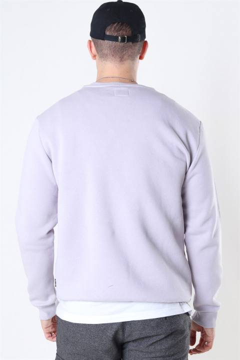 Only & Sons Ceres Life Crewneck Raindrops