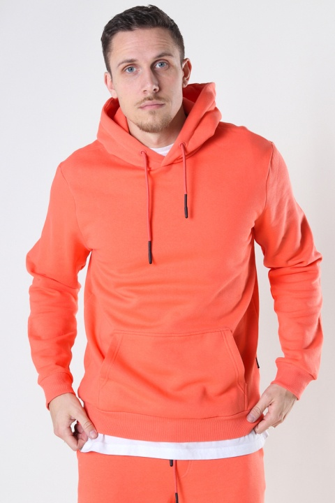 Only & Sons Onsceres Life Hoodie Sweat Camelia
