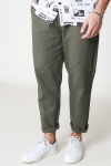 Only & Sons Leo Linen Mix Buks Olive Night