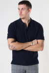 ONLY & SONS ONSMOOSE LIFE 12 SS POLO KNIT Dark Navy