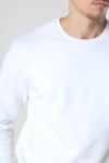 Only & Sons Onsceres Life Crew Neck White