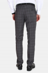 Lindbergh Checked Men's Jassæt Check Grey