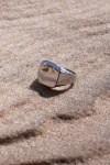Northern Legacy Ring Classic SignatKloke Silver