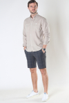 ONLY & SONS ONSMARK SHORTS PRINT GW 9278 Dark Grey Melange