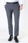 Only & Sons Mark Pants Check Medium Grey Melange