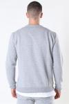 Only & Sons Ceres Life Crewneck Light  Grey Melange