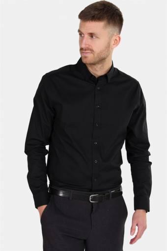Tyler Overhemd Black