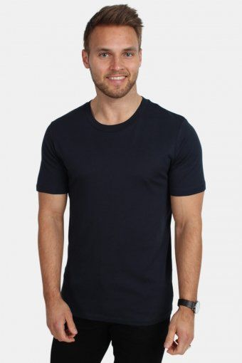 The Perfect Tee O-Neck Dark Sapphire