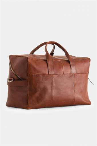 Skagen Weekend Bag Cognac