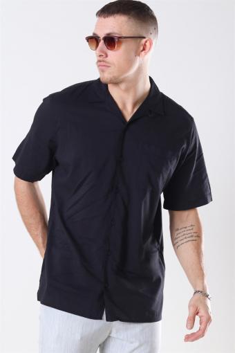 Jaden Overhemd S/S Black Tap Shoe
