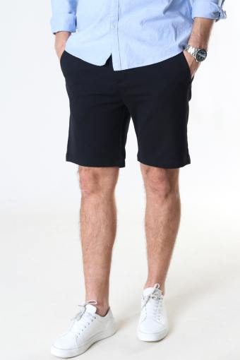 Prato Jersey Shorts Black 01