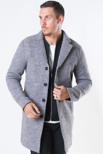 Tailored & Originals Sohail Frakke Light Grey