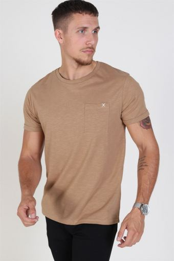 Clean Cut Kolding T-shirt Warm Sand