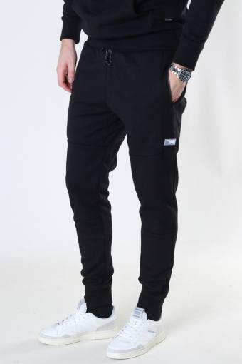 Jjiwill Jjair Sweat Pants Black
