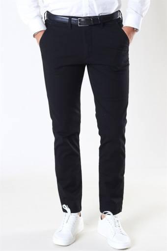 Slim-Miles Flex Chino Pants Black