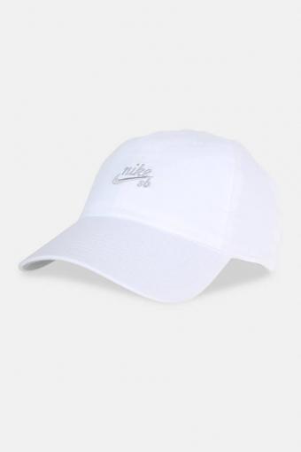 SB Icon H86 Cap White/Wolf Grey
