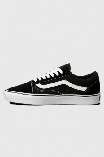 Comfycush Old Schoenol Sneakers Black/True White