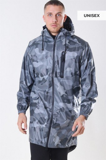 AOP Parka RegnJas Night Camo