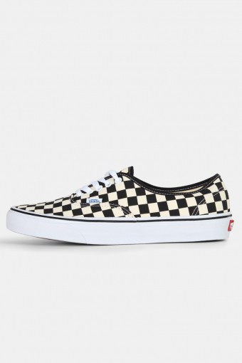 Authentic Golden Coast Sneakers Black/White Check