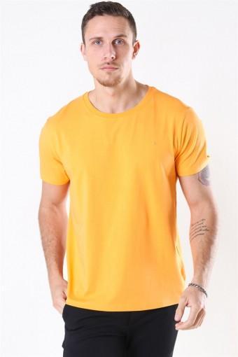 Clean Cut Miami Stretch T-shirt Blazing Orange