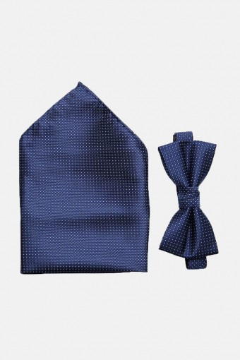 ShdWilly Basic Butterfly/Zakdoek Box Navy Blazer Comb 4