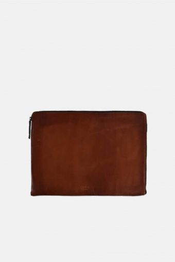Clean Tablet Sleeve Cognac