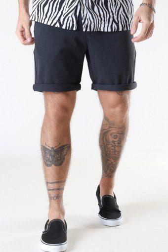 Steffen Twill Shorts Grey
