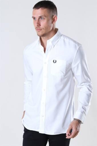 Oxford Overhemd White