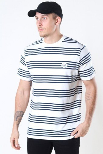 Our Jarvis Stripe Tee Sand