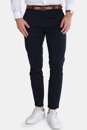 Orta Chino Pants Dark Navy