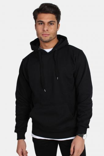 Hooded Sweat Black