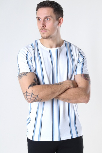 Larry Organic Tee White