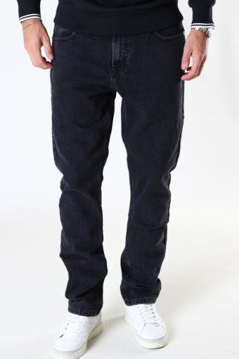 Classic Organic Dad Jeans 001 Black