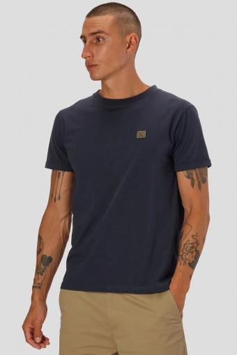 ClBasic Organic T-shirt Navy