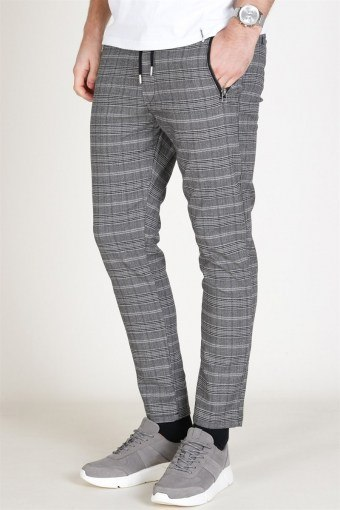 Flex 2.0 Pants Check Grey