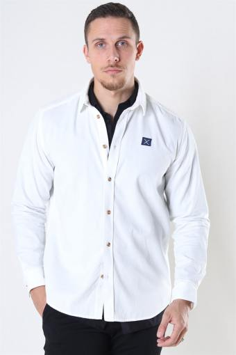 Clean Cut CordKlokoy Shirt LS Ecru