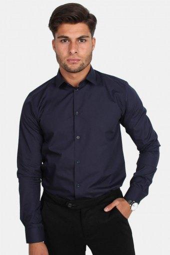Tailored & Originals York Overhemd Insignia Blue