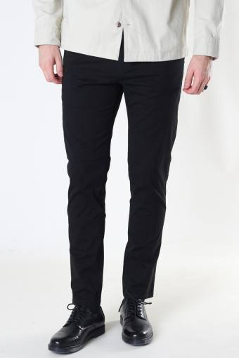 Milano Drake Stretch Pants Black