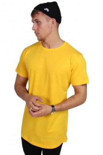Klokban Classics TB638 T-shirt Chrome Yellow