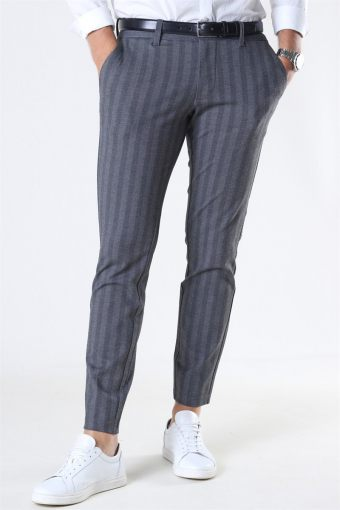 Mark Kamp Tap Pants Medium Grey Melange
