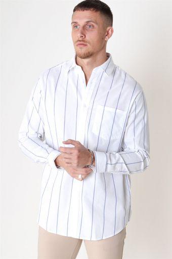 Layan Overhemd White