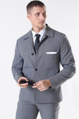 Carlo Flex Hybrid Grey Melange