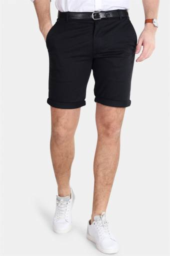 Tailored & Originals Rockcliffe Shorts Black