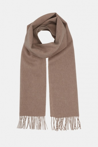 Wool Scarf Camel