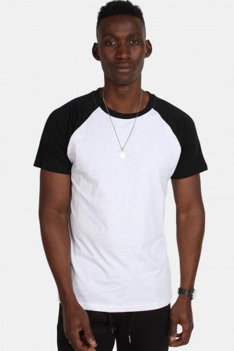 Klokban Classics Tb639 T-shirt White/Black